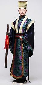 漢朝士大夫朝服連冠(成衣)