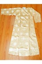 Bargain - Mandarin Jacquard Robe