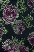 Fabric - Mudan Peony Brocade (Multicolor)