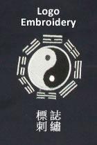 圖案標誌刺繡服務(定做)