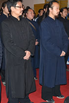 Wudang Taoist Long Wadded Winter Coat (CM)