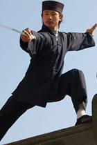 Wudang Taoist Long-sleeve Duangua (CM)