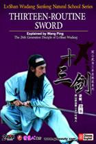 Lvshan Wudang - Thirteen-routine Sword Part I, II