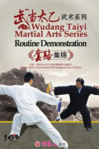 Wudang Taiyi Martial Arts Series - Routine Demonstration