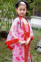 Girl's Little Imperial Concubine Hanfu (RM)