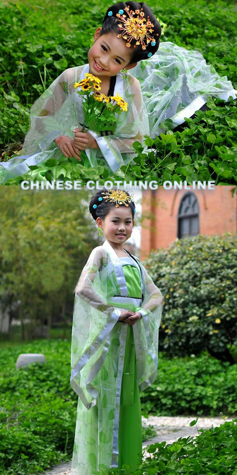 女童貴妃漢服