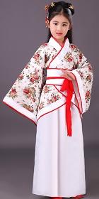 Girl's Han Dynasty Folkwear Hanfu (RM)
