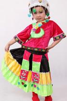 Girl's Ethnic Costumes - Guizhou Miao Zu (RM)