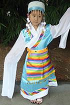 Girl's Little Tibetian Costume (RM)