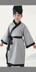 Boy's Little Scholar Dress w/ Hat (RM)