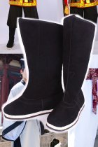 漢式高幫布靴