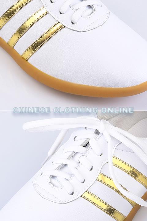 特價品-專業超纖增強皮太極鞋