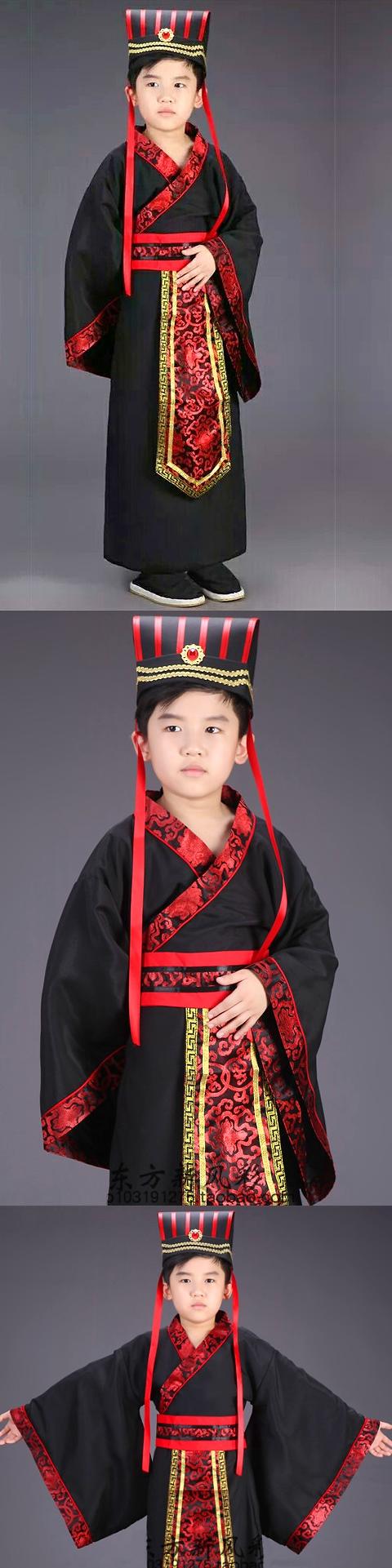 男童漢服(成衣)