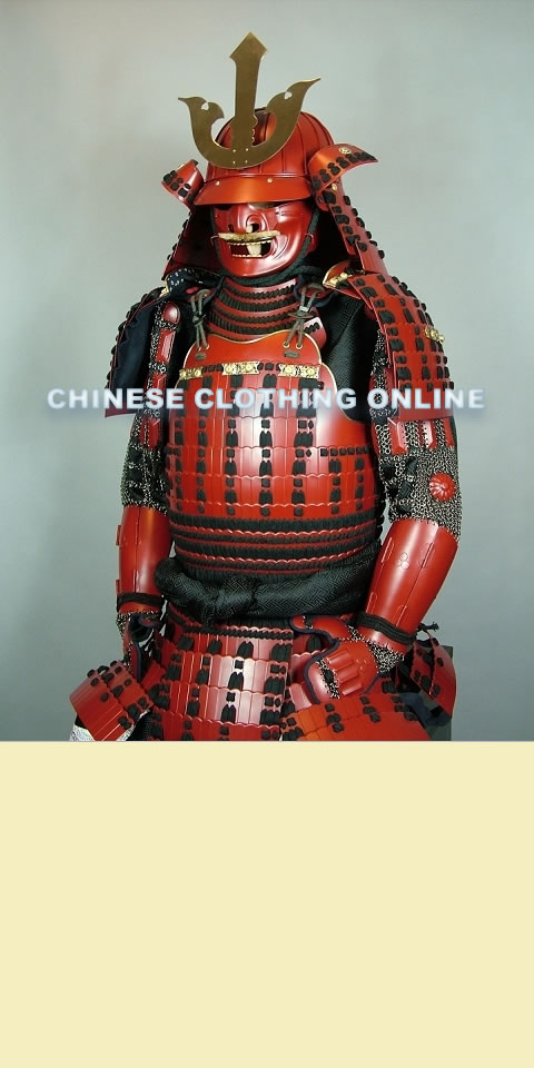 Samurai Armour - Tom Cruise in The Last Samurai (CM)