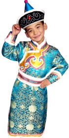Boy's Mongolian Robe (RM)