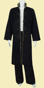 Mandarin Long Coat (CM)