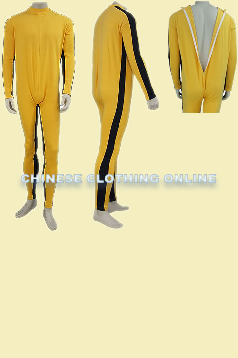 Bruce Lee's 'Game of Death' Yellow Jumpsuit (CM)