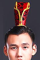Han-Dynasty Style Coronet w/ Straps (RM)