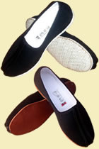 Double Girder Cloth Shoes (Saxie)