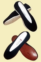 Bargain - Round Opening Cloth Shoes (Xiaoyuankou)