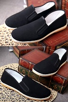 Chinese Ethnic Square Opening Cloth Shoes (RM)