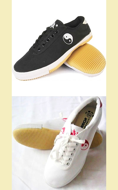 Taichi/Wushu Practise Sneakers (Canvas)