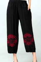 Ethnic Embroidery Pants (RM)