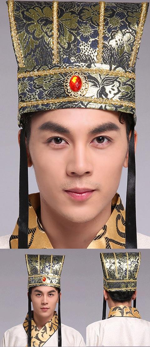 Han-dynasty Minister/Scholar-bureaucrat Hat