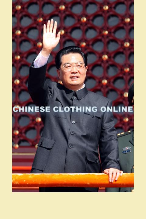 Classic Style Mao Suit - Style 1 (CM)