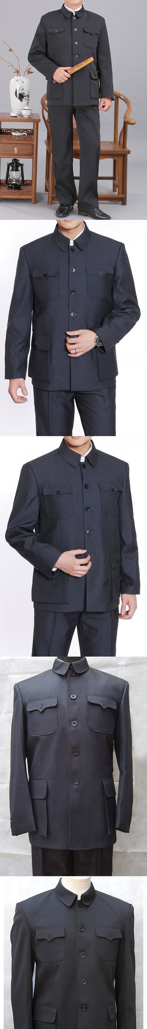 Classic Style Mao Suit (RM)