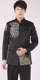 Modernised Embroidery Mao Suit (RM)