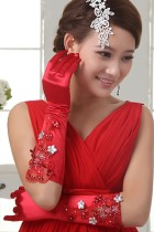 Women Gloves (Red)