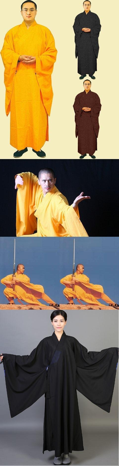 僧服長袍-海青(成衣)