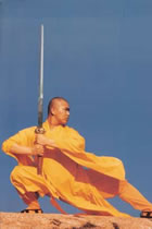 Shaolin Buddhist Long Robe - Haiqing (CM)