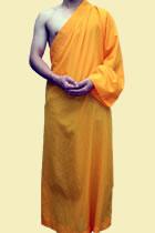 Shaolin Single Arm Long Robe (CM)