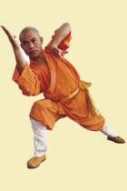 Shaolin Short Robe w/ Pants (CM)