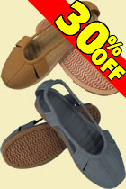 Bargain - Shaolin Luohan Cloth Sandals