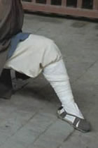 Bargain - Shaolin Luohan Socks