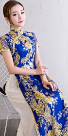Magnificent Vietnamese National Outfit - Aodai (RM)
