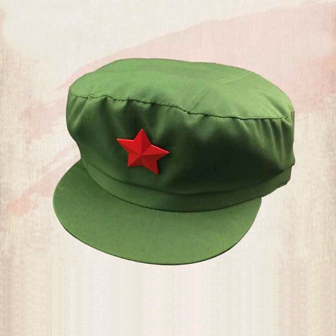 People's Liberation Army | Red Guard Cap w/ Red Star (RM)