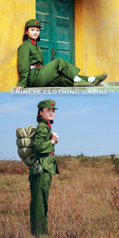 People's Liberation Army Uniform for Red Guards (RM)