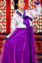 Women's Korean Hanbok (RM)