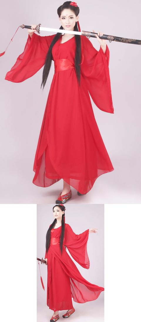 Bargain - Small Dragon Girl Costume (RM)