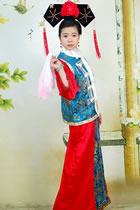 Manchu Gege Robe