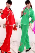 Chinese Ethnic Dancing Costume - Han Zu