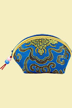 Embroidery Coin Purse (Multicolor)