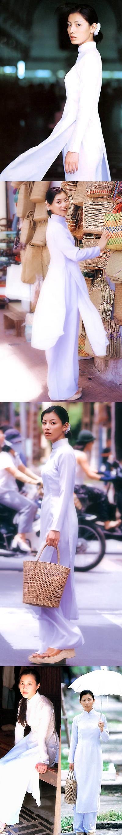 越南旗袍 - 奧黛(定做)