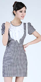 Short-sleeve Short-length Dress (RM)