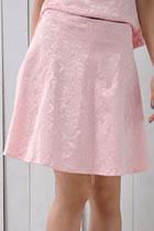 Short Jacquard Skirt (CM)