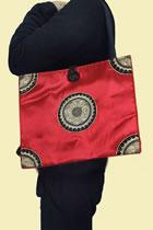 Thai Silk Handbag (Multicolor)